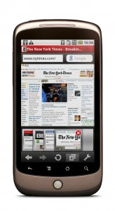 Browser mobil - Opera